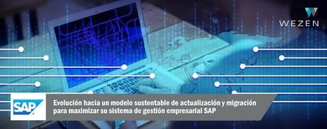 La evolución hacia un modelo sustentable de actualización/migración de SAP
