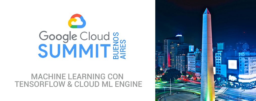 Wezen Patrocinador en el Google Cloud Summit 2018