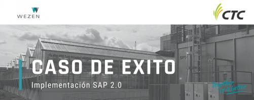 Implementación SAP 2.0